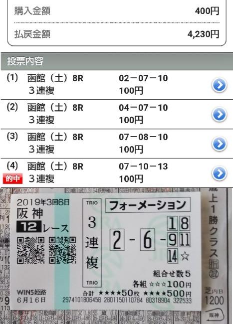 【ユニコーンS・函館スプリントS・関東オークス】見解